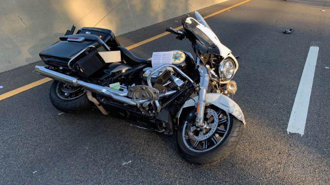 choque moto