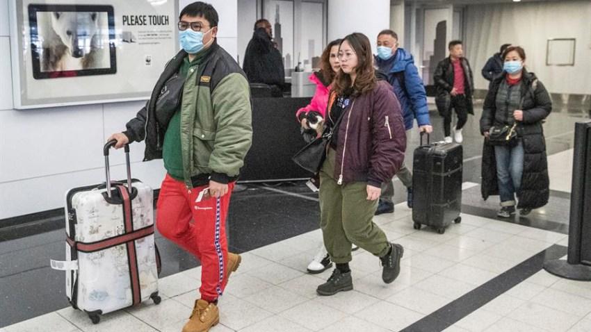 Los CDC recomiendan que los viajeros eviten todos los viajes no esenciales a la provincia de Hubei (China), incluido Wuhan, lo que se convierte en una alerta nivel 3.