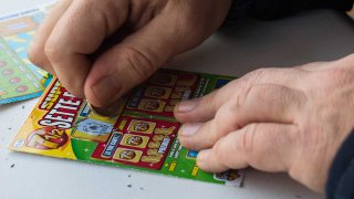 loteria ticket ganador