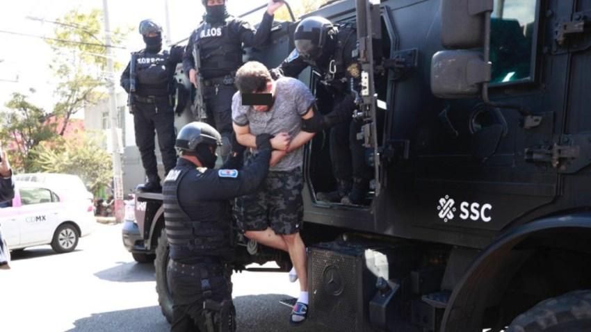 Detienen a operador de La Unión de Tepito