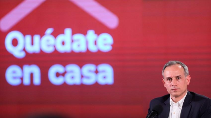 Hugo López-Gatell, subsecretario de Salud de México