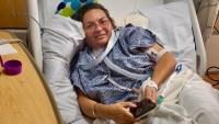 Hispana sale del hospital luego de más de 40 días de lucha contra el coronavirus