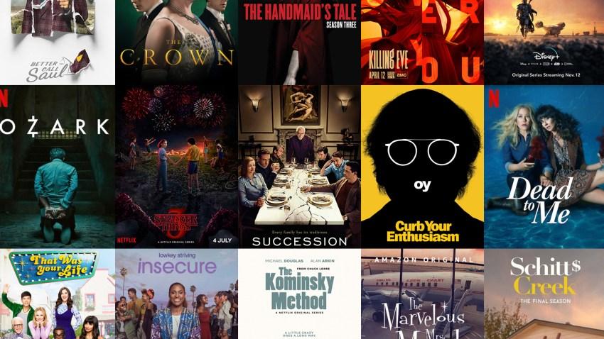 2020 Emmy Nominations
