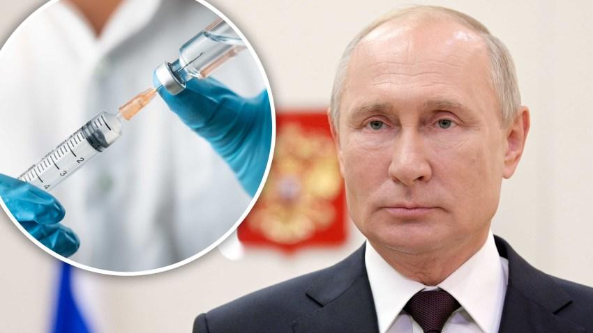 Putin: Rusia ha registrado la primera vacuna contra la COVID-19 en ...