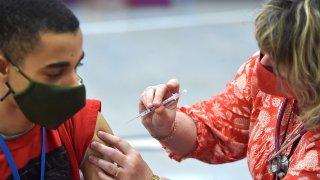Sitios estatales listos para vacunar de 12 a 15 años Jueves 13 de mayo, sujeto a la aprobación de los CDC