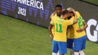 Copa América: Brasil vence a Venezuela y Colombia derrota a Ecuador en jornada inaugural