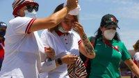 Atleta rusa se desmaya en ronda clasificatoria de tiro con arco